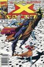 X-Factor (1986-1998) #79 Variant A: Newsstand Edition