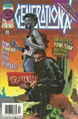 Generation X (1994-2001) #20 Variant A: Newsstand Edition