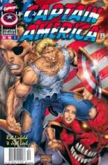 Captain America (1996-1997) #2 Variant A: Newsstand Edition