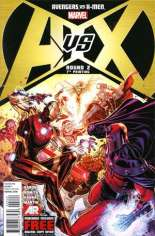 Avengers vs. X-Men (2012) #2 Variant M: 7th Printing