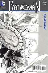 Batwoman (2011-2015) #0 Variant B: Sketch Cover