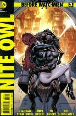 Before Watchmen: Nite Owl #3 Variant A