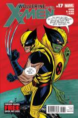 Wolverine and the X-Men (2011-2014) #17