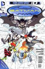 Batman Incorporated (2012-2013) #0 Variant D: Combo Pack