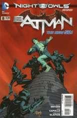 Batman (2011-2016) #8 Variant F: 2nd Printing