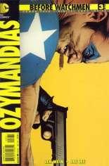 Before Watchmen: Ozymandias #3 Variant C: Combo Pack