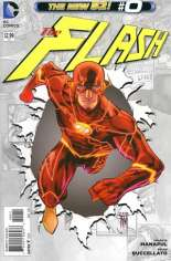 Flash (2011-2016) #0 Variant A