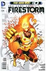 Fury of Firestorm: The Nuclear Men (2011-2013) #0
