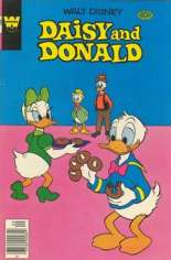 Daisy and Donald (1973-1984) #40 Variant B: Whitman Edition