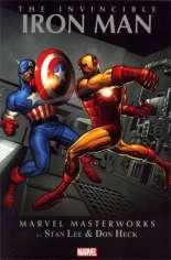 Marvel Masterworks: The Invincible Iron Man (2003-Present) #TP Vol 2 Variant A: Black Cover