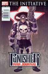 Punisher: War Journal (2007-2009) #7 Variant C: Captain Punisher Cover (