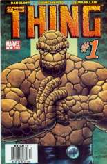 Thing (2006) #1 Variant A: Newsstand Edition