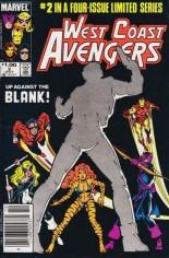 West Coast Avengers (1984) #2 Variant C: $1.00 Variant