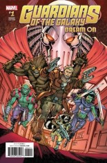Guardians of the Galaxy: Dream On (2017) #1 Variant B: Walmart 3-Pack Exclusive Variant