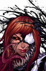 Venomverse #1 Variant M: KRS Comics Exclusive Virgin Variant E Cover