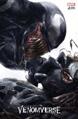 Venomverse #1 Variant R: NYCC Exclusive Variant Cover