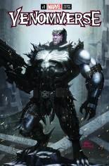 Venomverse #1 Variant T: ComicXposure Exclusive Variant Cable Venomized Cover