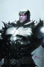 Venomverse #1 Variant U: ComicXposure Exclusive Virgin Variant Cable Venomized Cover