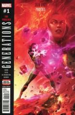 Generations Phoenix & Jean Grey #1 Variant F: 2nd Printing