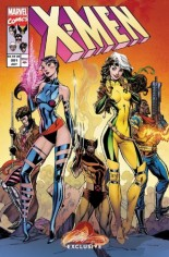 Astonishing X-Men (2017-Present) #1 Variant M: X-Men '92 Retro Variant Cover