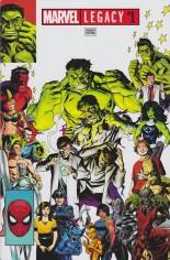 Marvel Legacy (2017) #1 Variant P: eBay Exclusive Hulk Variant