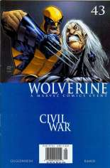 Wolverine (2003-2009) #43 Variant A: Newsstand Edition
