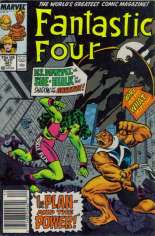 Fantastic Four (1961-1996) #321 Variant A: Newsstand Edition