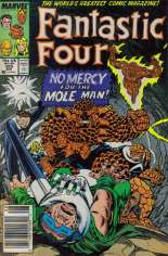 Fantastic Four (1961-1996) #329 Variant A: Newsstand Edition