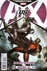 Avengers vs. X-Men (2012) #12 Variant C: Team X-Men Cover