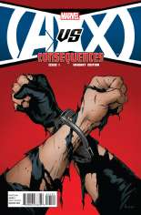 AvX: Consequences #1 Variant B: 1:20 Variant