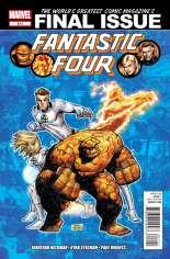 Fantastic Four (2012) #611 Variant A