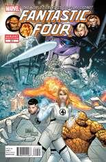 Fantastic Four (2012) #611 Variant C