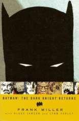 Batman: The Dark Knight Returns (1986) #TP Variant I: 9th Printing