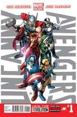 Uncanny Avengers (2012-2014) #1 Variant A
