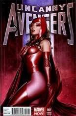 Uncanny Avengers (2012-2014) #1 Variant D: 1:75 Variant