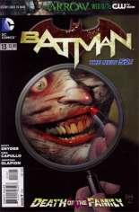 Batman (2011-2016) #13 Variant C: Incentive Cover