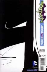 Batman (2011-2016) #13 Variant D: Sketch Cover