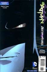 Batman (2011-2016) #13 Variant E: Combo Pack