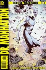 Before Watchmen: Dr. Manhattan (2012-2013) #2 Variant B: 1:25 Variant