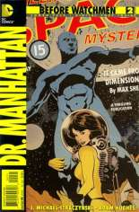 Before Watchmen: Dr. Manhattan (2012-2013) #2 Variant C: Combo Pack