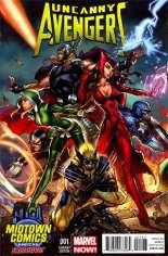 Uncanny Avengers (2012-2014) #1 Variant Q: Midtown Comics Exclusive