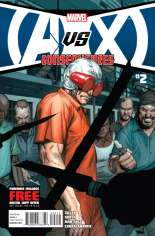 AvX: Consequences #2 Variant A