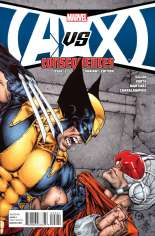 AvX: Consequences #2 Variant B: 1:25 Variant
