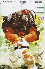 FF (2011-2012) #4 Variant D: Toys R Us Exclusive; Marvel Universe Greatest Battles Comic Pack Reprint Packaged w/ Black Costume Spider-Man and Dr. Doom