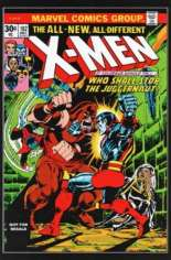 Uncanny X-Men (1963-2011) #102 Variant B: Marvel Universe Greatest Battles Comic Pack Reprint Packaged w/ Colossus and Juggernaut