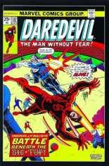 Daredevil (1964-1998) #132 Variant E: Marvel Universe Greatest Battles Comic Pack Reprint Packaged w/ Daredevil and Bullseye