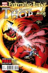Mighty Thor (2011-2012) #21 Variant A