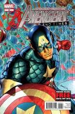 Avengers (2010-2012) #32