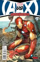 AvX: Consequences #3 Variant A