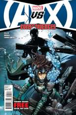 AvX: Consequences #4 Variant A
